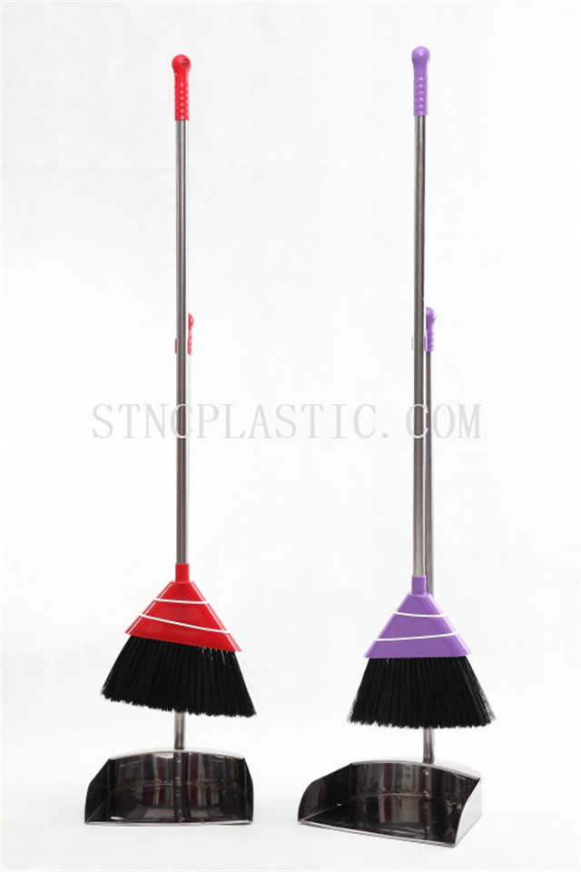 Dustpan And Broom Set Folding Broom And Dustpan Set Mini