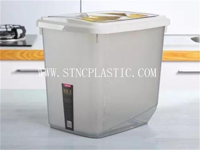 Rice Containers Rice Storage Box Plastic Rice Storage