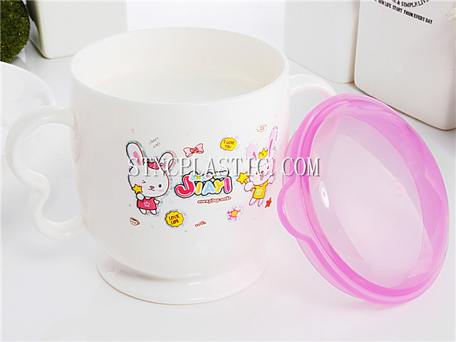 Kids Cup W Lid And Handle 280ml